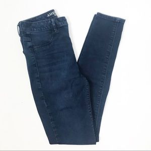 American Eagle Sky High Jeggings High Rise Jeans